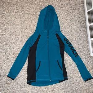Justice Soccer hoodie 8/10
